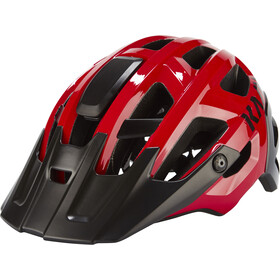 Kask Rex Casque, red